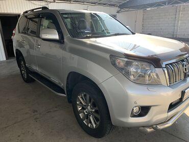 595 проба в Кыргызстан: Toyota Land Cruiser 4 л. 2009 | 130000 км