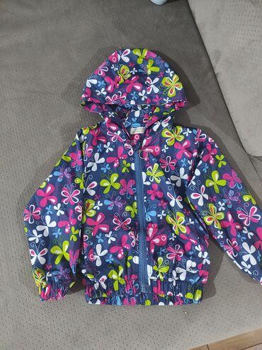 puma ветровка в Кыргызстан: Ветровка для девочки 2-3х лет. Можно одевать с 1.5 лет