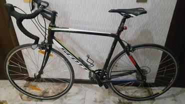 Bakı şəhərində skott sport bike 105 sistem 1 ildi alinib