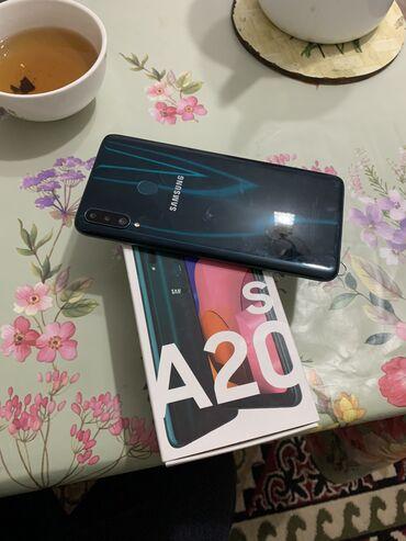 Б/у Samsung A20s 32 ГБ Голубой