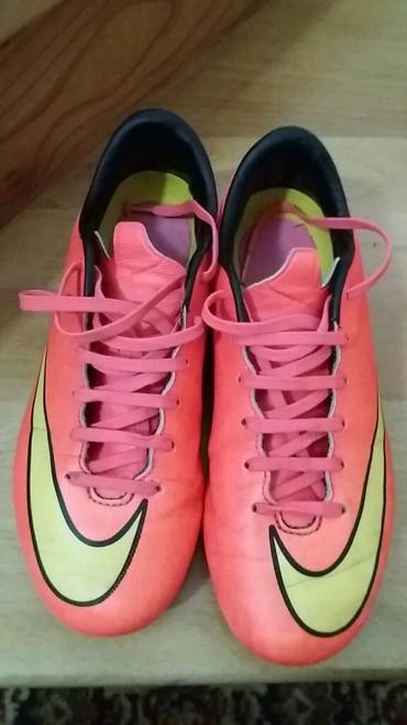 Dečije Cipele i Čizme | Pancevo: Nike kopacke u odlicnom stanju,malo nosene,broj 36.5