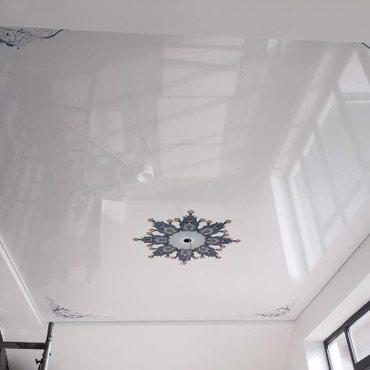 Натяжные потолки отличного качества в Бишкек