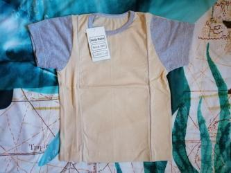 Majica sl sa - Srbija: Nova, sa etiketom, majica za dečake uzrasta 2-3 godine (iako je
