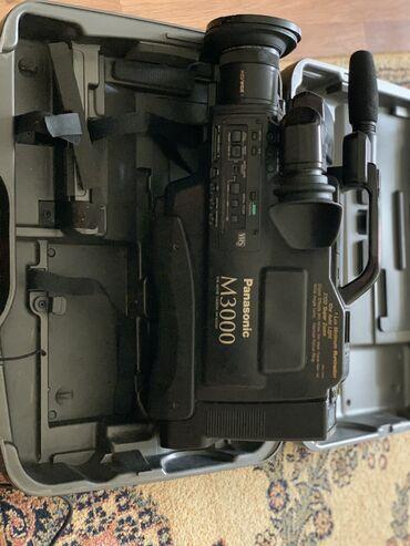 Видеокамера профессиональная - Кыргызстан: Продаю профессиональную камеру, Panasonic M3000