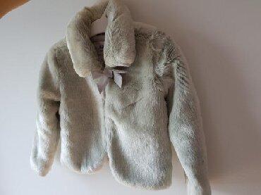 Dečije jakne i kaputi | Vranje: Knaz bundica, vel 80, obucena jednom, kao nova