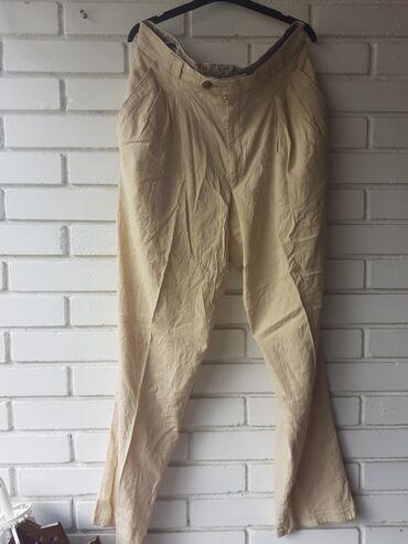 Pantalone za dame veoma lagane velicina 52