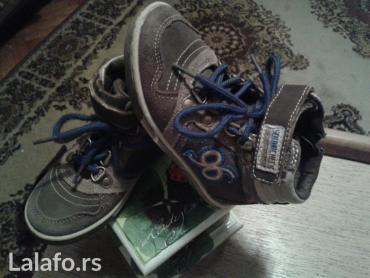Ciciban cipelice za jesen,vel 27,dobro ocuvane,samo malo oguljene na - Novi Sad