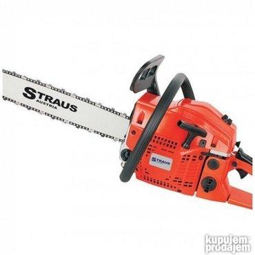 Straus premium model 2,4 ks povoljno! Testera odličnog kvaliteta,koja - Subotica