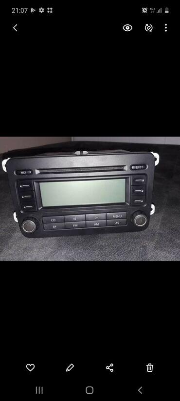 Audio oprema za auto   Srbija: Radio za golfa 5