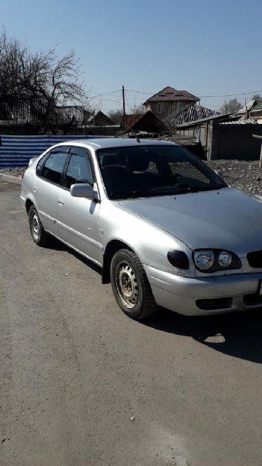 автомобиль toyota venza в Кыргызстан: Toyota Corolla 2000