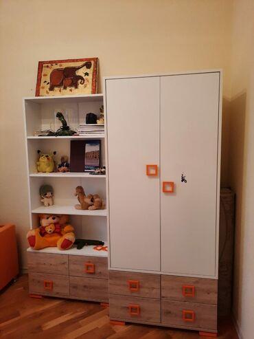 kitab refi satilir в Азербайджан: Tecili dolab ve kitab refi satilir.ikisi birlikde 220azn unvan
