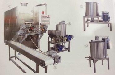 Линия для производства вафельных в Бишкек