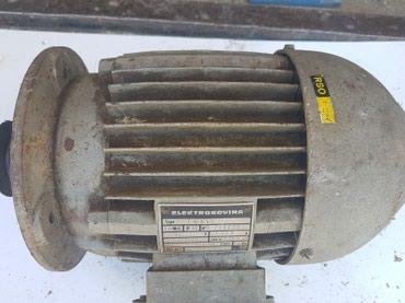 EL.motor sa prirubnicom 380V 0,34/0,12 kW 1410/990 o/min - Priboj