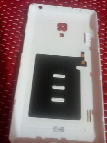 Za LG - P710 telefon zadnji poklopac, stanje kao na slikama - Novi Pazar