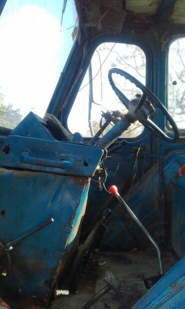 Kənd təsərrüfatı maşınları - Mingəçevir: 82 Traktor və laprt satılır uzun 4.25 eni 2.30