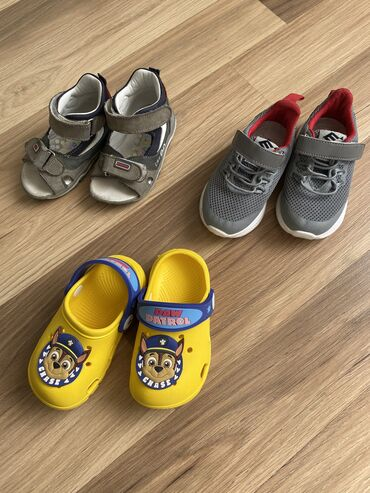 продленка для детей в Кыргызстан: Обувь детская, в хорошем состояние! Крокусы как новые! Сандали Bebetom