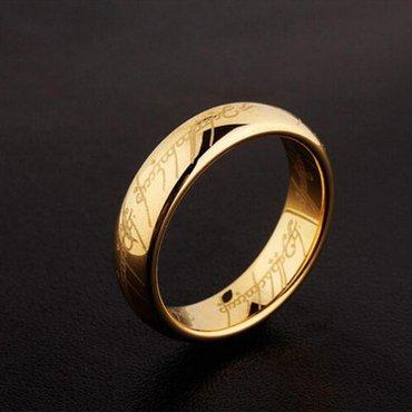 Gospodar prstenova - Srbija: Prsten moći iz gospodara prstenova lotr lord of the rings! Prsten je