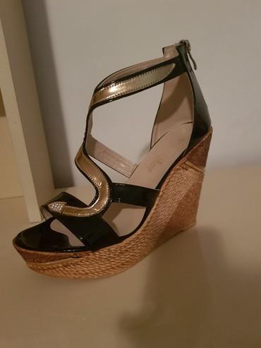 Ženska obuća | Novi Banovci: Sandale,broj 40,dobro očuvane kao nove. Jako udobne