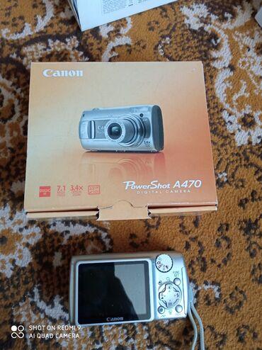 Электроника - Сокулук: Продаю фотоаппарат бу, нужны хорошие батарейки