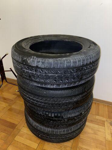 Шины и диски - Бишкек: Шины летние toyo 225/65/17 Цена за комплект(4 шины)Не уставшие, не