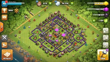 Clash of clans 90 level account since 2014,th lvl10,nice builder σε Nea Smyrni