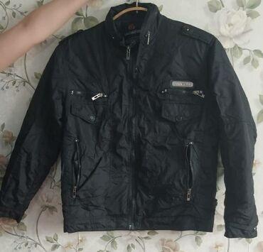 Подростковая лёгкая куртка (весна, осень) до 14 лет, есть 2 шт
