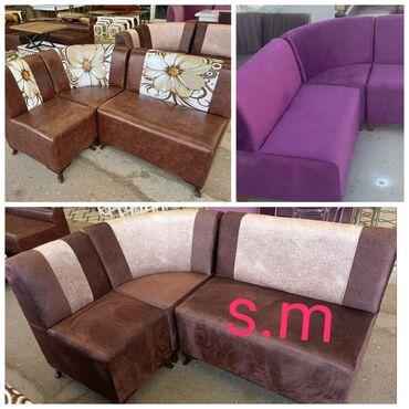 Türkiyə istehsalı kuxna ✅Künc divanlar rəng seçimi var✅Baza yoxdur