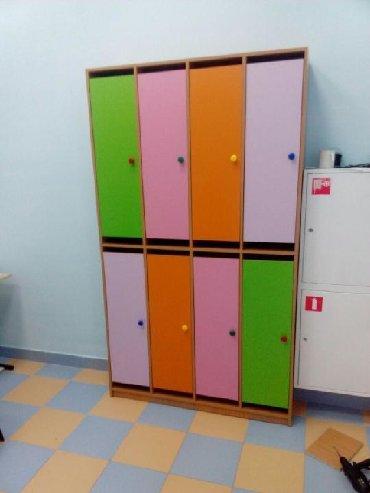 Продаю шкаф (сейф, ячейки, хранилище, раздевалка) для персонала, 8