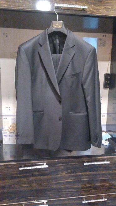 Kastum şalvar dəst 35 manat az geyilib