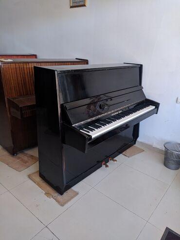 pianolar - Azərbaycan: Gəncədə Bakida Pianolar Satilir.Əla ideal və köklənmiş.Catdirilma ilə