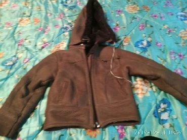 детская куртка на 2 3 года в Кыргызстан: Продаю дубленку (Турция, брали в Детском мире), в хорошем состоянии