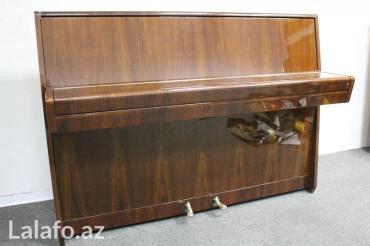 Bakı şəhərində Brend marka pianolar - ağ, şabalıdı, qırmızı ağac , qara, fil sümüyü