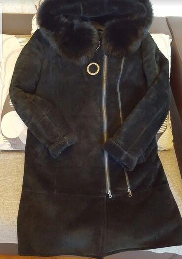 полосатая туника в Кыргызстан: Продаю дубленку натуралку в отличном состоянии Куртка бу зимняя Кофта