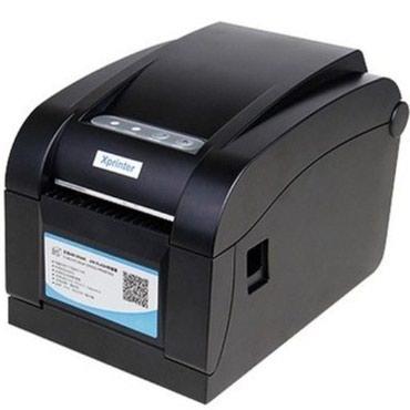 - Azərbaycan: XPRİNTER XP-350 BBarkod Printeri Destekleyici barkod növleri Code