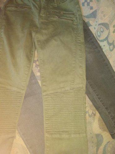 Pantalonice za devojvicu Iz Zarre ,,3kom za9/10 god. PO 800 DIN U - Pancevo