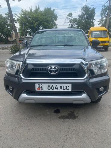 Транспорт - Гавриловка: Toyota Tacoma 2.7 л. 2014   155562 км