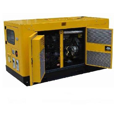 Генераторы - Кыргызстан: Дизельный генератор (бесшумный) 150кВтМодель двигателя: Weichai