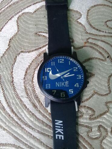 Личные вещи в Кара-Кульджа: Черные Мужские Наручные часы Nika