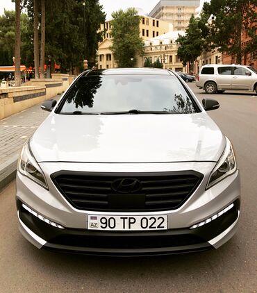 Nəqliyyat - Gəncə: Hyundai Sonata 2 l. 2014 | 98000 km