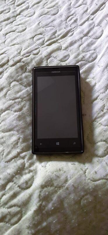 nokia-lumia в Азербайджан: Qara rəngli Nokia Lumia 520, ustada olmayıb
