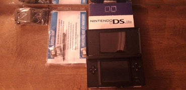 Nintendo DS & DSi Azərbaycanda: Nintendo DS lite