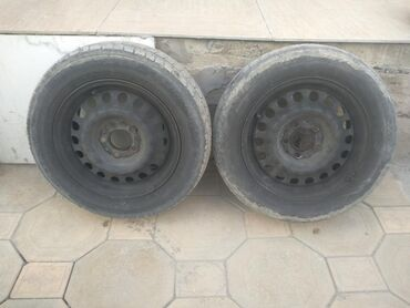 Транспорт - Кой-Таш: Продам Диск шиной 124 кузов Мерседес