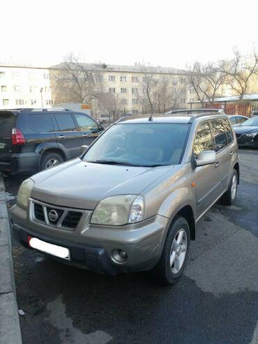 nissan interstar в Кыргызстан: Nissan X-Trail 2 л. 2001