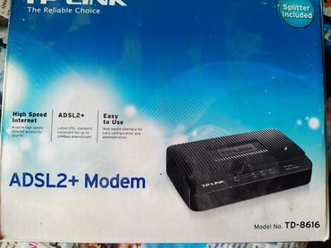 Модемы и сетевое оборудование в Кок-Ой: Продаю модем