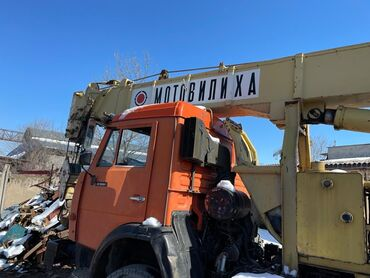 спецтехника в лизинг бишкек in Кыргызстан | ГРУЗОВИКИ: Отличное состояние
