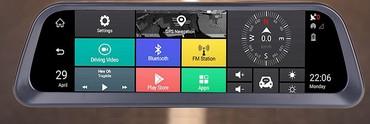 naviqator - Azərbaycan: Android guzgu naviqator. M783  Ozellikleri:  1.GPS Navigator + Videore