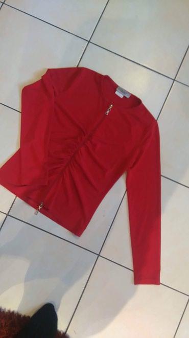 Crvena bluzica na snir vel S.Pogledajte i ostale stvari - Smederevo
