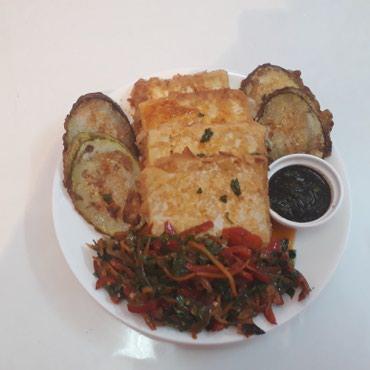 Обучаем готовить вкусно и подать красиво в Бишкек