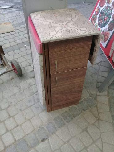 Bakı şəhərində Ütü masası catdirilma var