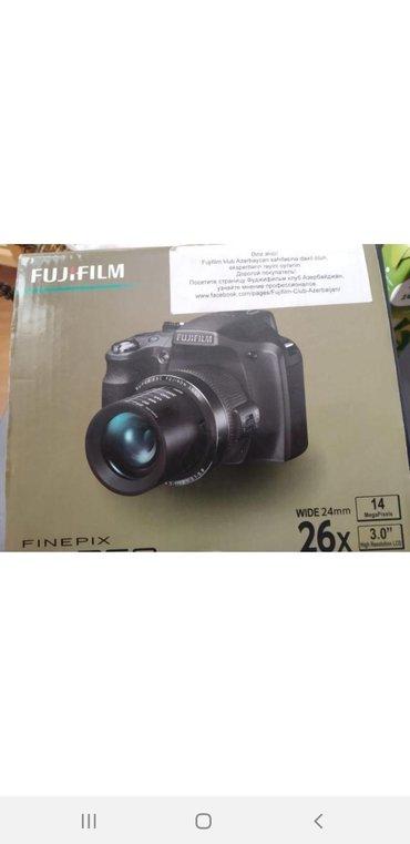 Fotoaparatlar - Bakı: Fotoaparat fujifilm 390 azne alinib 2 defe iwlenib 230 azne satiram